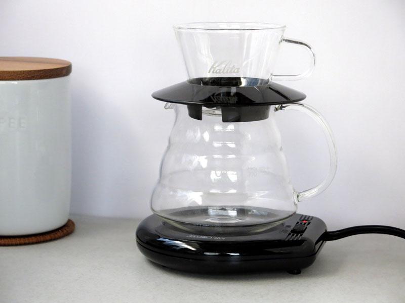 【コーヒー用品】 保温プレート、カップウォーマー