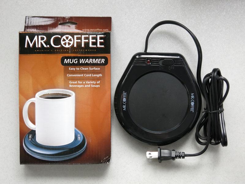 【コーヒー用品】 Mr Coffee Mug Warmer マグウォーマー(コップ保温器、マグカップウォーマー)