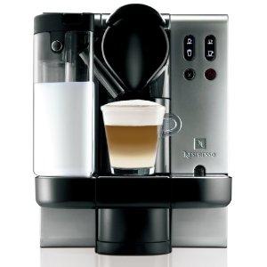 Nespresso delonghi lattissima f320